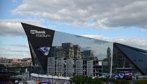 Der Super Bowl findet 2018 im U.S. Bank Stadium in Minneapolis statt