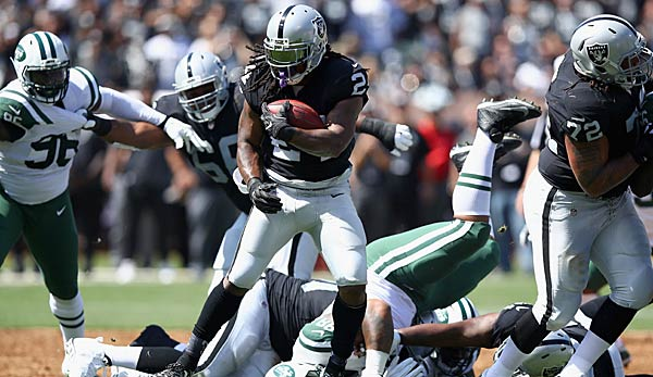Die Washington Redskins empfangen zum Sunday Night Game in Week 3 die Oakland Raiders
