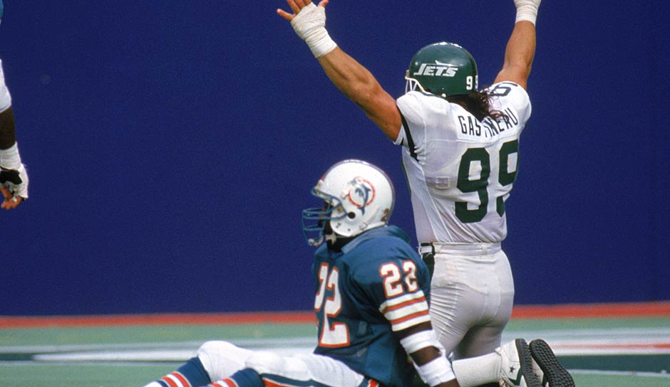 Rang 8 - 96 Punkte: New York Jets vs. Miami Dolphins 51:45 OT (1986)