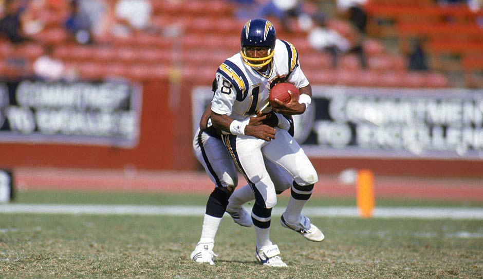 Rang 7 - 98 Punkte: San Diego Chargers vs. Pittsburgh Steelers 54:44 (1985)