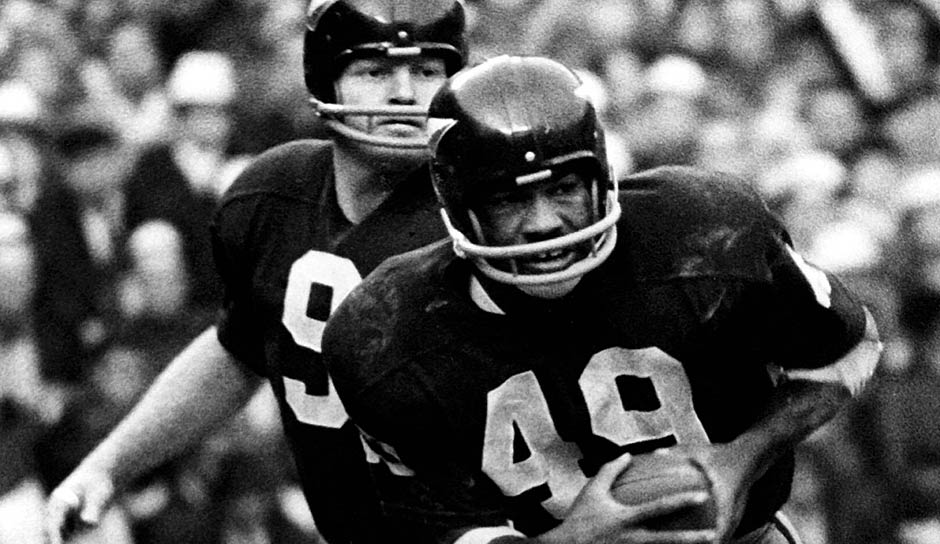 Rang 1 - 113 Punkte: Washington Redskins vs. New York Giants 72:41 (1966)
