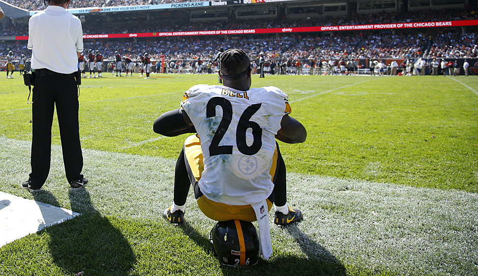 Le`Veon Bell (RB; Pittsburgh Steelers)