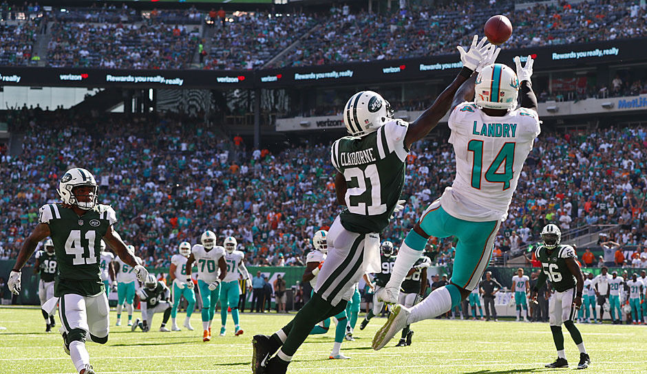 Jarvis Landry (WR, Miami Dolphins)