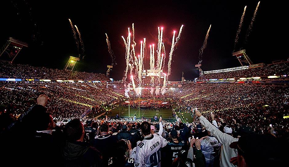 Zuschauer Super Bowl