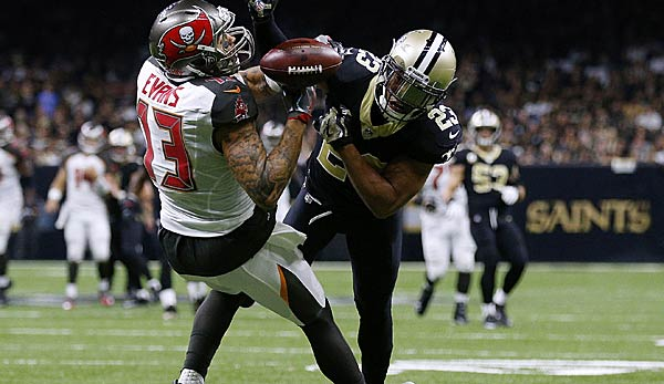 Mit Marshon Lattimore und Alvin Kamara stellen die New Orleans Saints Anwärter auf den Offensive und Defensive Rookie of the Year