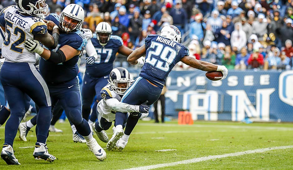 15. Tennessee Titans: 1,87 Punkte pro Drive