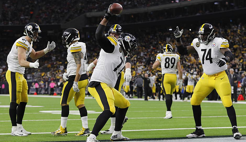 8. Pittsburgh Steelers: 2,23 Punkte pro Drive