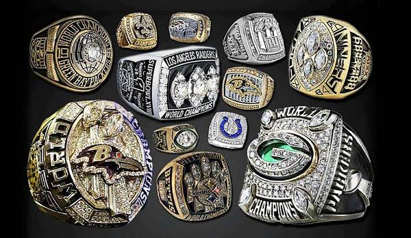 Super Bowl Rings Stats
