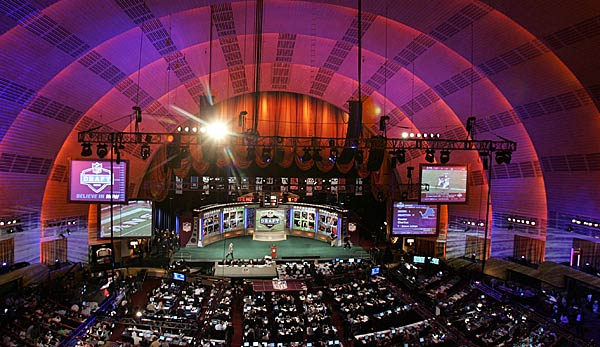 Der NFL-Draft 2018 steigt am 26. April in Arlington, Texas.