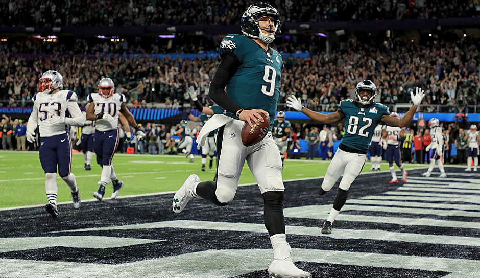 Platz 32 - Philadelphia Eagles: -283.036 Dollar (Quellen: sportrac.com)