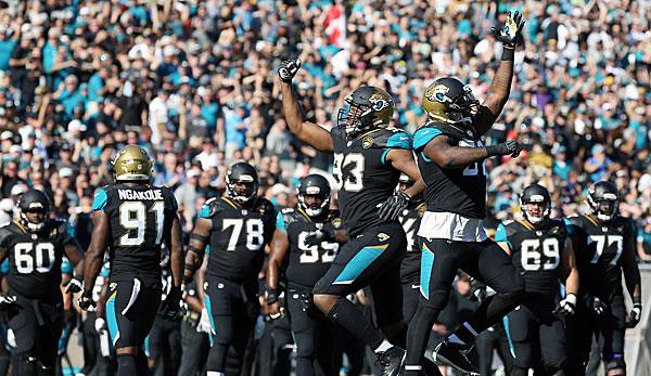 NFL: Division-Preview AFC South - Jaguars, Texans, Colts und Titans ...
