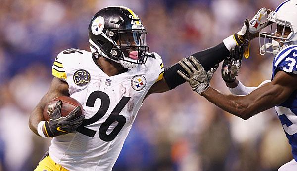 Nfl News Pittsburgh Steelers Wollen 2nd Round Pick Für Leveon Bell