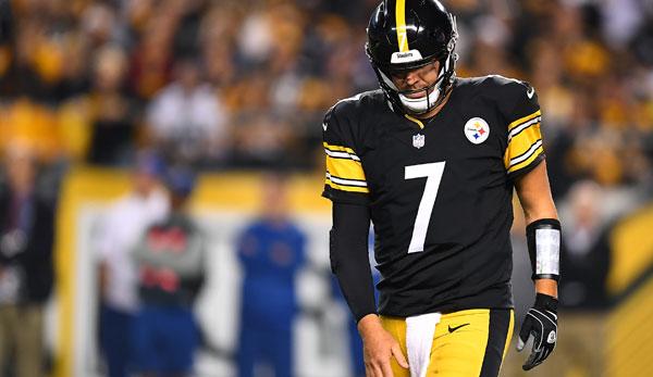 Nfl Der Saisonstart Der Pittsburgh Steelers Regression Und