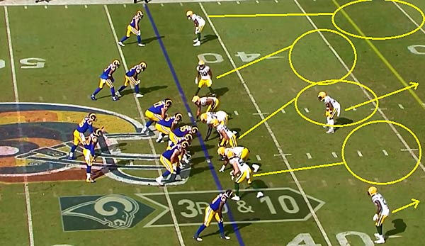 NFL, Third and Long, Week 8, Recap, Analyse, Green Bay Packers, Los Angeles Rams