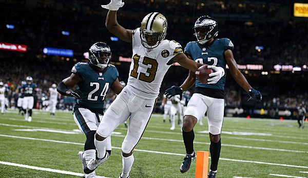 NFL, Week 11, Live, New Orleans Saints, Philadelphia Eagles, Diskussion
