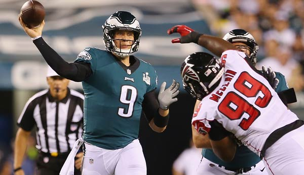 Nick Foles gewann mit den Philadelphia Eagles Super Bowl LII.
