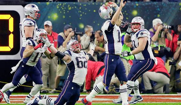 Meisten Super Bowl Siege