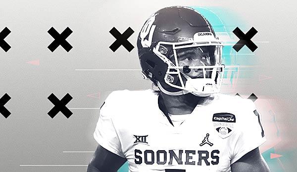 NFL Draft 2019: Der Wahnsinn namens Kyler Murray