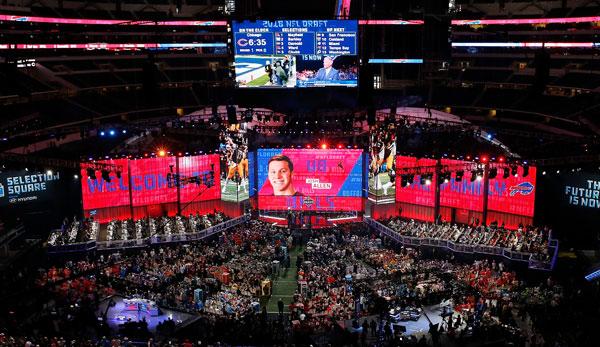 NFL Draft 2019 heute Nacht live: Die erste Runde im TV, LIVESTREAM und LIVETICKER