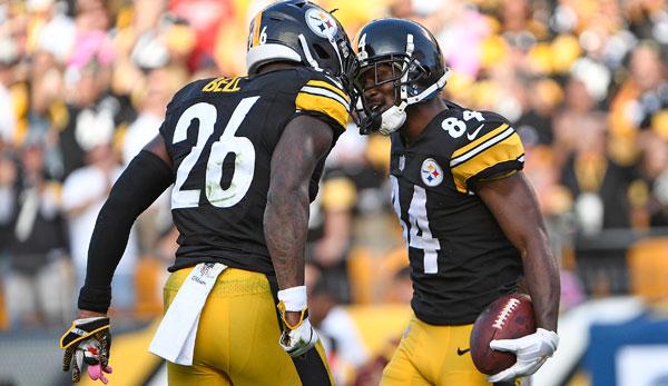 Offseason Storys AFC: Wie ersetzen die Pittsburgh Steelers ihre Star-Abgänge?