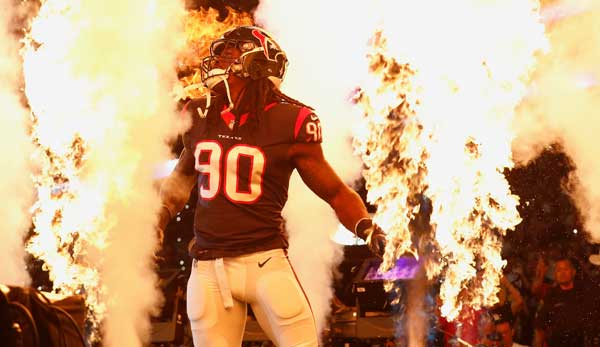 Jadeveon Clowney und die Houston Texans: Elite ist anders