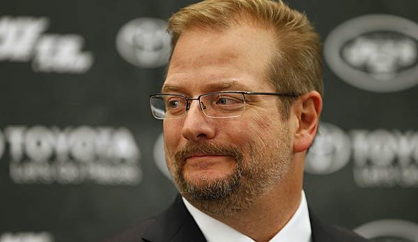 New York Jets entlassen Mike Maccagnan - Adam Gase übernimmt