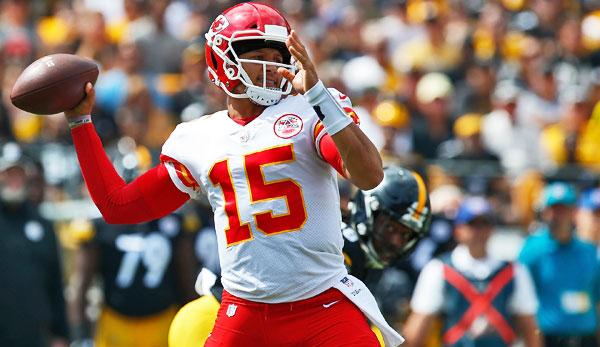 NFL - Kansas City Chiefs: Enormer Aufwand für marginalen Ertrag?