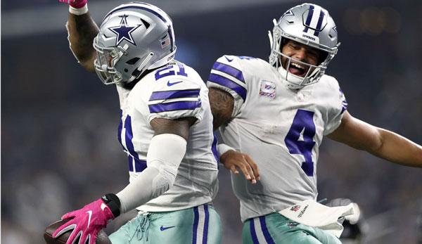 NFL: Dallas Cowboys 2019 - wenn die Zukunft die Gegenwart behindert