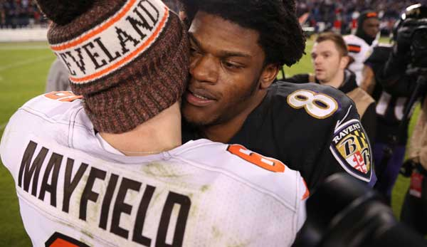 Mayfield, Jackson und Co.: Die Second-Year-Quarterbacks unter der Lupe