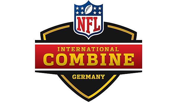 NFL International Combine 2019 steigt in Deutschland