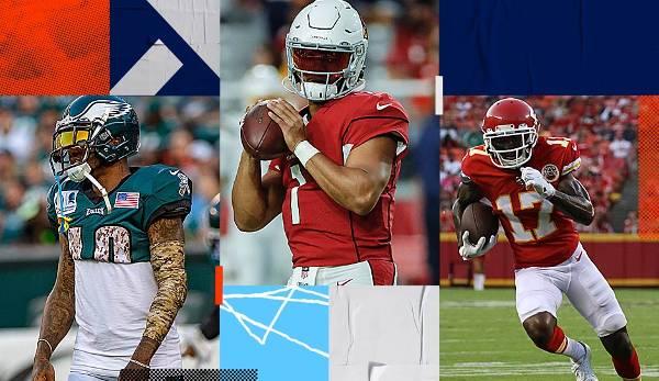 Down, Set, Talk! DAZN SPOX NFL Podcast: Brown, Gordon, Preseason - und My Guys 2019