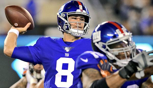 New York Giants: Quarterback-Entscheidung nach Ansage des Besitzers? Einfach inakzeptabel!