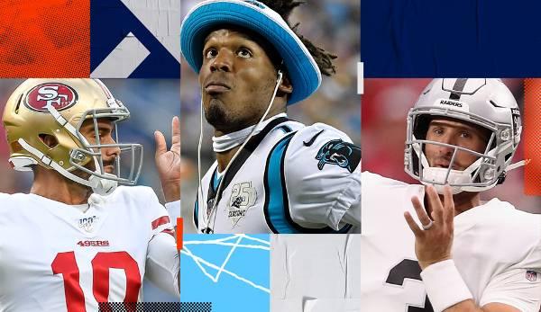 Diashow: NFL Preseason Week 3: Diese Spieler stehen jetzt unter Druck