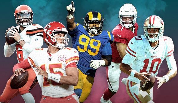 NFL: Rookies, MVP, Super-Bowl-Tipp: Die Award Predictions 2019