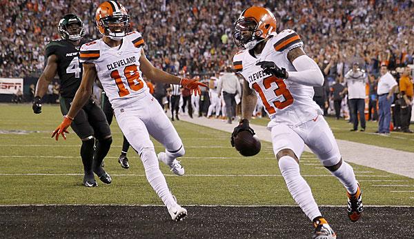 Browns gewinnen glanzlos - Jets verlieren nächsten Quarterback
