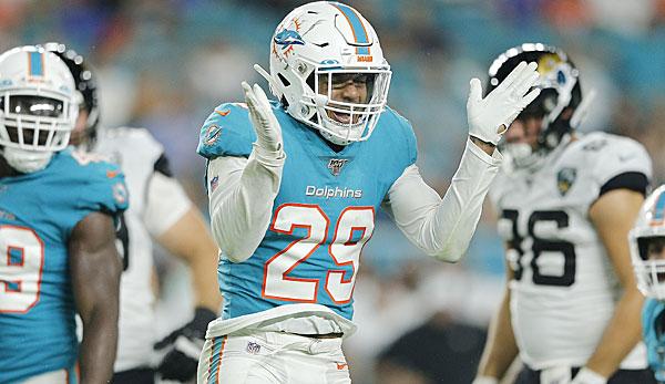 Miami Dolphins traden Minkah Fitzpatrick zu den Pittsburgh Steelers