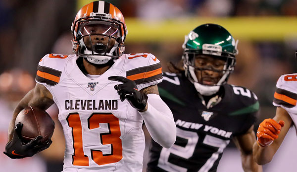 NFL Preview - Cleveland Browns vs. Los Angeles Rams: Ausrufezeichen in Believeland?