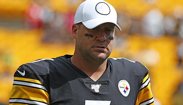 Steelers-Drama! Saisonaus für Quarterback Ben Roethlisberger