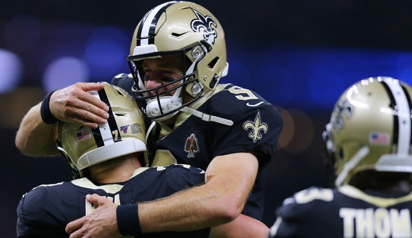 Saints vs. Texans 30:28 - Irres Finish! New Orleans schlägt Houston in Schlusssekunde