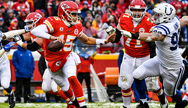 Down, Set, Talk! Week 5 Preview: Wie stoppen die Colts Mahomes?