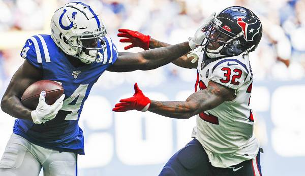 Die Houston Texans und Indianapolis Colts streiten sich in Woche 12 um Platz 1 in der AFC South.