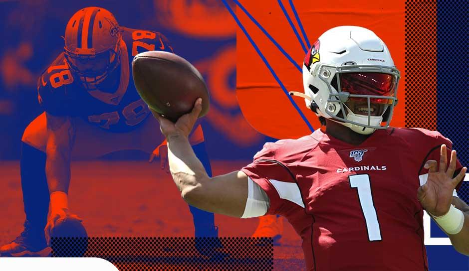 NFL Rookie Watch: Kyler Murray in den Top drei – echte Steals in Washington und New Orleans