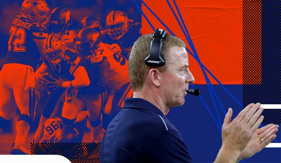 Die Probleme der Dallas Cowboys vor dem Spiel gegen die Buffalo Bills: Genug geklatscht