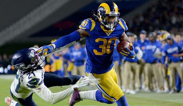 NFL Recap: Los Angeles Rams vs. Seattle Seahawks 28:12 - Grundsolide Rams stoppen Seahawks-Höhenflug