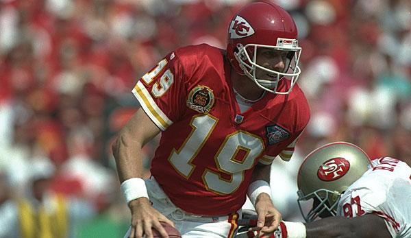 Joe Montana und der Trade zu den Chiefs: Legenden gehen niemals leicht