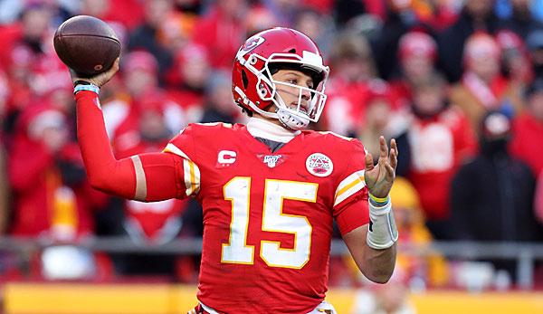 Super Bowl LIV: Um wie viel Uhr beginnt das Spiel Chiefs gegen 49ers?