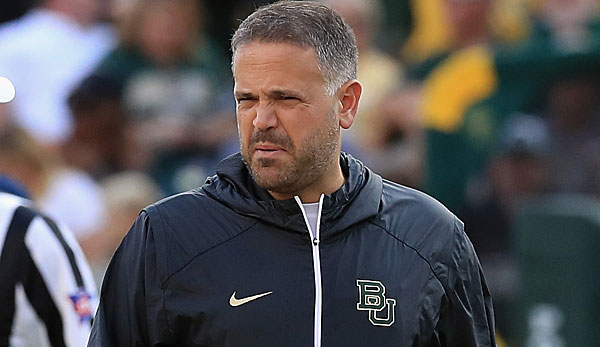 Matt Rhule wird der neue Head Coach der Carolina Panthers.