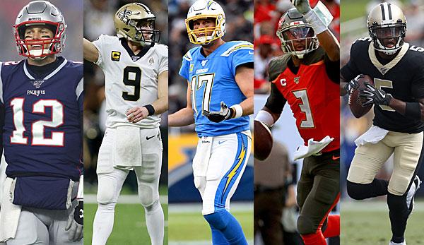 Brady, Brees, Winston, Rivers - das verrückteste Quarterback-Karussell aller Zeiten?