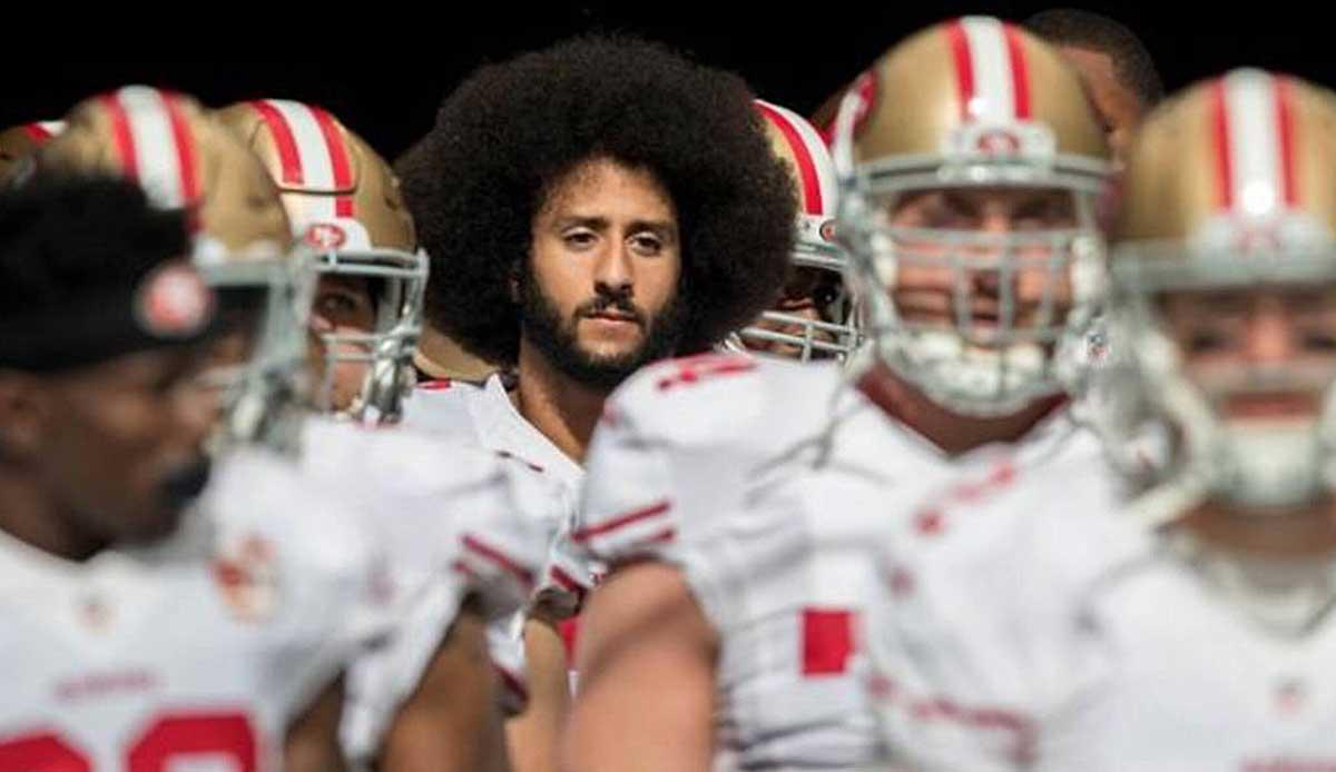 NFL: Colin Kaepernick verteidigt Proteste gegen Polizeigewalt in Minneapolis nach Tod von George Floyd