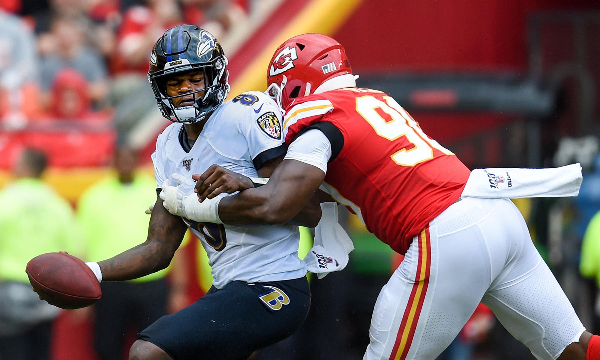 NFL Coin Toss Week 3: Ravens vs. Chiefs - dieses Team gewinnt das Kracherspiel